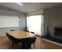 Renta sala de juntas