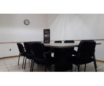 Oficinas virtuales con sala de juntas