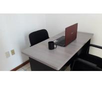 Oficinas en renta con excelentes servicios desde $1000 pesos
