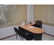 Oficinas ejecutivas disponibles