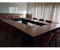 Oficina para 4 personas, servicios ejecutivos desde $4000