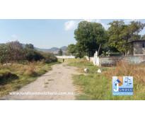 Amplio terreno en venta en tlapacoya, ixtapaluca, méxico