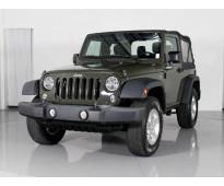Jeep wrangler sport 2016