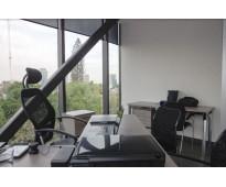 Renta la oficina ideal que buscas