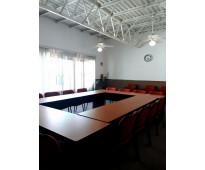 Oficina para 4 personas, excelente imagen y servicios desde $4000