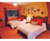 Hospedaje cómodo y seguro en la ciudad de méxico