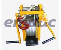 Malacate manual 200kg