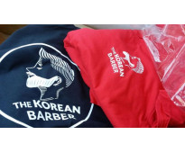The korean barber ( suc. queretaro )