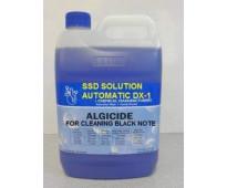 Ssd químico y polvo de activación para limpiar notas.