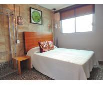 Renta de suites por noche