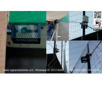 Regio protectores - instal en fracc:protectores para camaras 1571