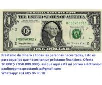 Oferta de credito a usuarios pobres