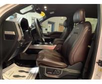 Ford platinum f150 2016