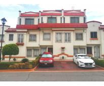 Vendo casa en villa del real 4ta secc en privada pequeña  $2,975,000