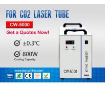 Enfriador de agua cw5000