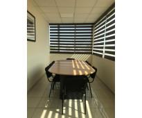 El espacio perfecto para tu reunión laboral