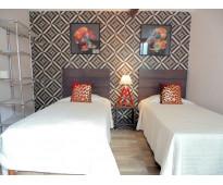 Ven y disfruta de nuestras suites por noche.