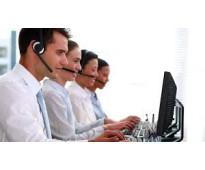 Empresa contrata telefonista con o sin experiencia