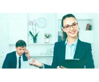 Empresa contrata auxiliar de recursos humanos
