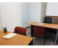 Oficinas en renta accesibles