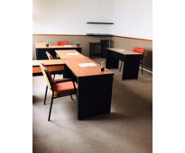 Oficina en renta con espacio para 6 personas