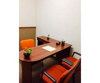 Oficinas en renta para 2 personas por galerías