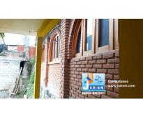 Se vende casa en san rafael municipio de tlalmanalco