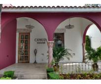 Nuevo hotel boutique casa coyota