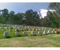 Jardín esperanza secc lao 6-4 cementerio parque memorial fosa 4 gavetas con serv...