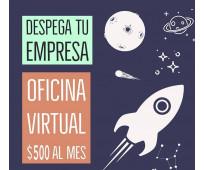 Renta de oficinas virtuales en sonora