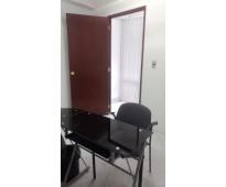 Oficinas privadas disponibles