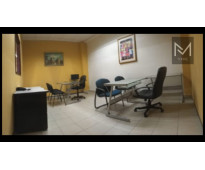 Renta tu oficina o consultorio