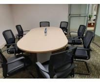 Conoce nuestras excelentes oficinas ejecutivas en renta