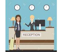 Recepcionista ( administrativo )
