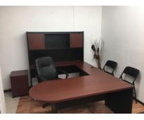 Renta de oficinas amuebladas y virtuales