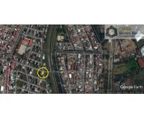 Terreno en venta 168m2, esquina, la guadalupana ecatepec