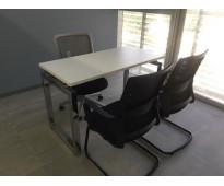 Renta de nuevas y cómodas oficinas