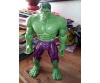 Hulk muñeco de coleccion