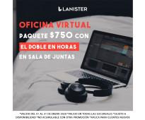 Espacios de oficina virtual con todos los servicios incluidos