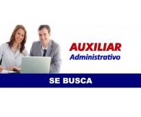 Recepcionista (auxiliar administrativo)