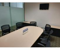 Renta de oficinas con servicios ejecutivos