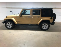 Jeep`wrangler unlimited 2015