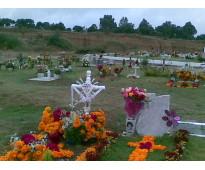 Lote 1 gaveta jardín arcángel miguel secc a panteón ángeles tlaxcala