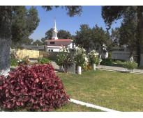 Jardín particular fosa 1 gaveta con servicios funerarios panteón ángeles tlaxcal...