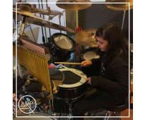 Academia de música arp. clases de batería