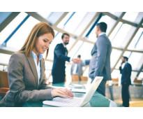 Empresa contrata, auxiliar de recursos humanos.