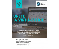 Virtu-office te brinda domicilio fiscal 100% seguro