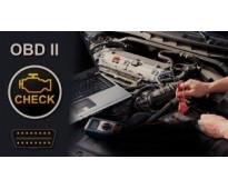 Servicio de pre verificación con escaner (no prueba de gases)