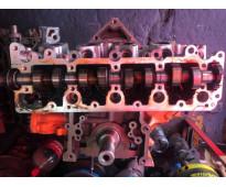 Rematamos  cabeza para motor crossfox lupo, polo 1.6 lt., 8v.