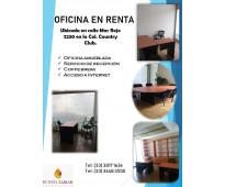 Servicios incluidos en renta de oficinas